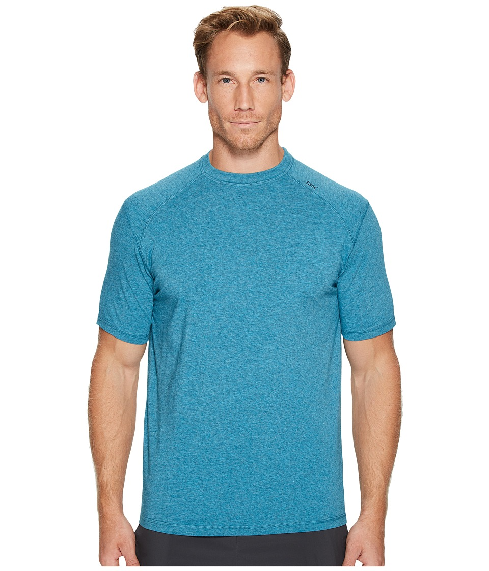 tasc Performance Carrollton Top (Marina Heather) Men