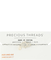 Alex and Ani - Precious Threads - Hand Of Fatima Moonlight Braid Bracelet