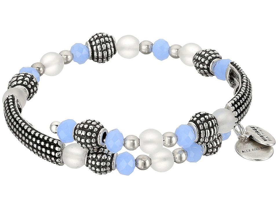 Alex and Ani - Cosmic Messages - Destiny Sky Wrap Bracelet