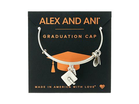 Alex and Ani Graduation Cap 2017 Bangle - Rafaelian Silver