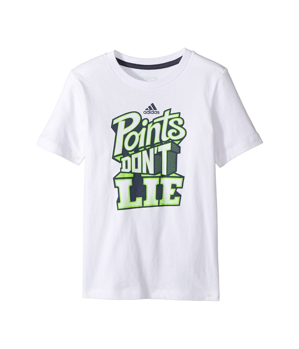 adidas Kids - Points Don't Lie Tee