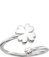 Alex and Ani - Four Leaf Clover Ring Wrap - Precious Metal