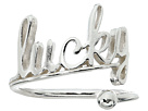 Alex and Ani - Lucky Ring Wrap - Precious Metal