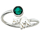 Elephant Ring Wrap - Precious Metal