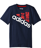 adidas Kids - USA Tee (Toddler/Little Kids)