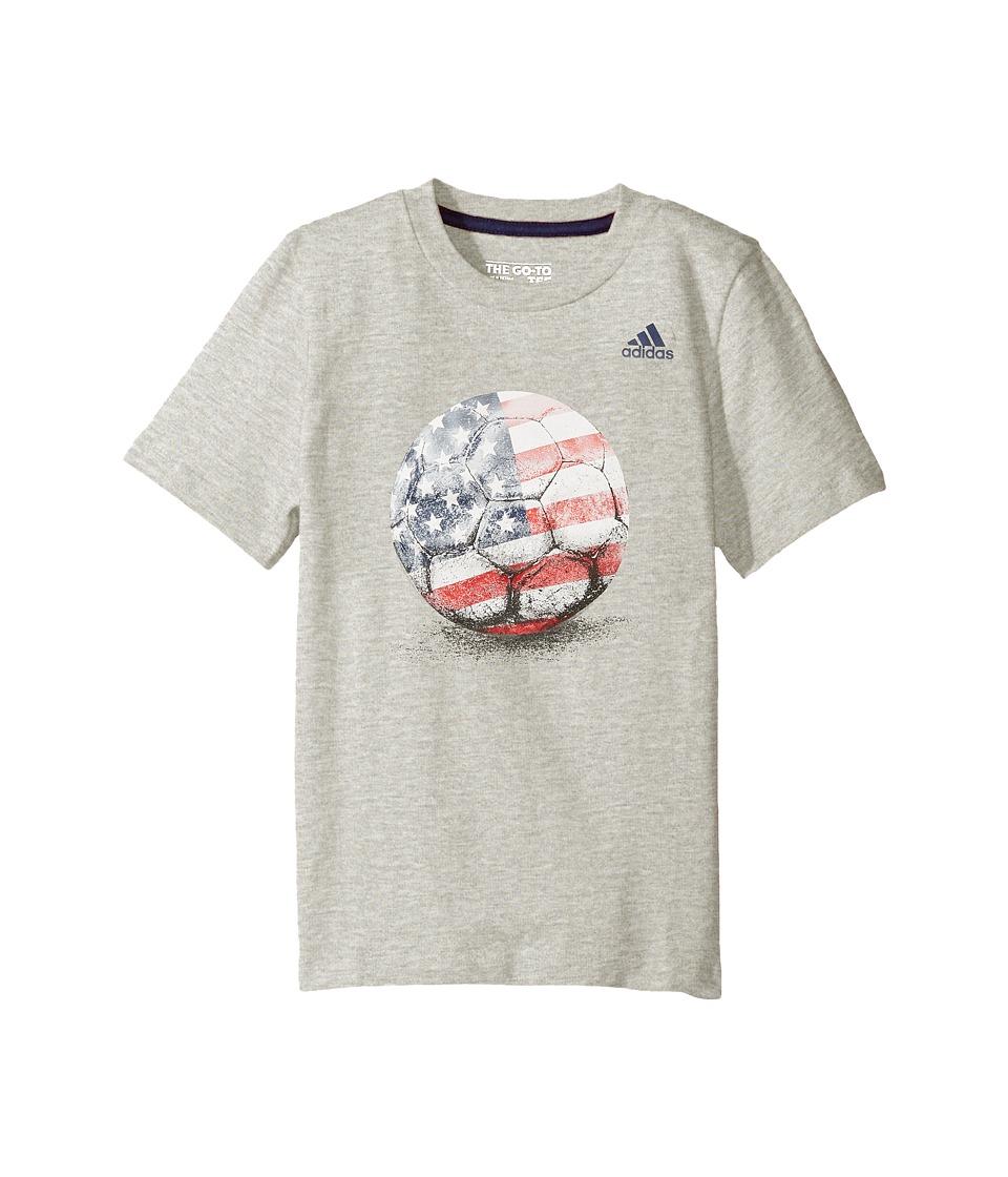 adidas Kids - USA Tee