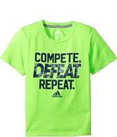 adidas Kids - Compete Tee (Big Kids)