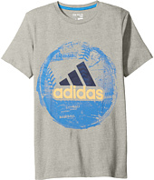 adidas Kids - Field and Court Tee (Big Kids)