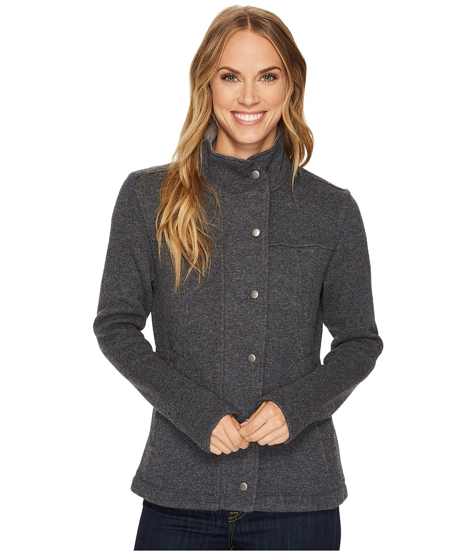 Toad&Co Arriva Jacket (Charcoal Heather) Women