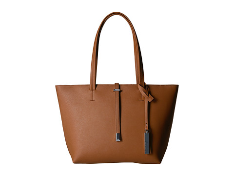 Vince Camuto Leila Small Tote - Whiskey
