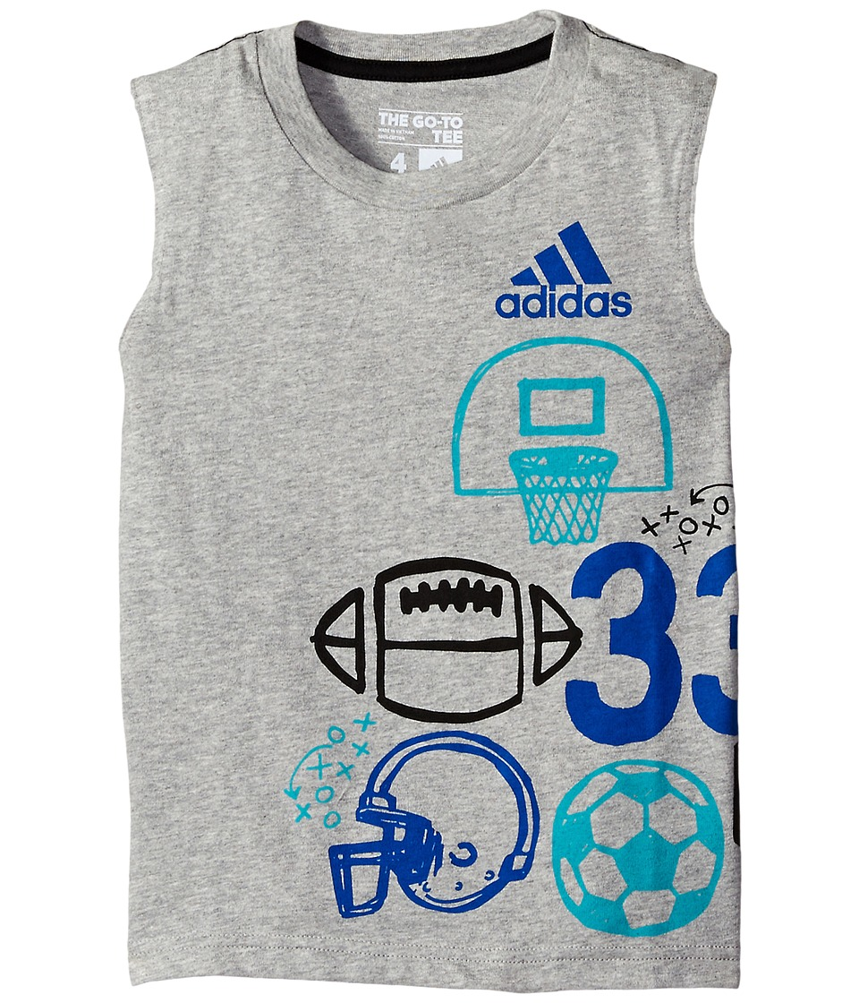 adidas Kids - Multisport Wrap Tank Top