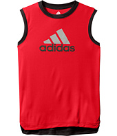adidas Kids - Full Court Clima Top (Big Kids)