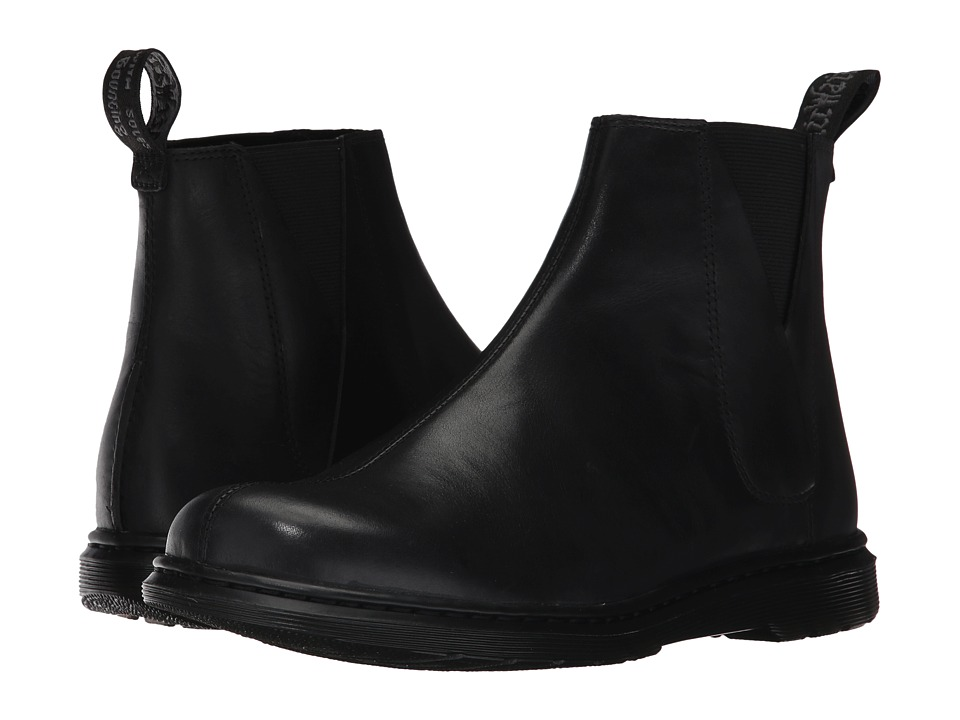 Dr. Martens Noelle Chelsea Boot (Black New Oily Illusion) Women
