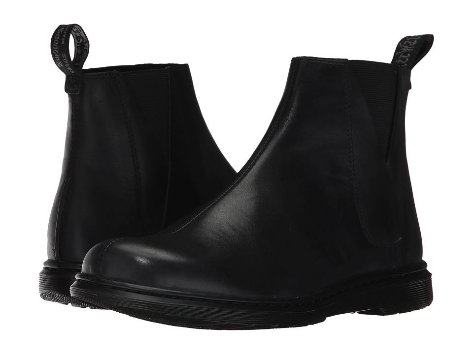 Dr. Martens Noelle Chelsea Boot (Black New Oily Illusion) Women