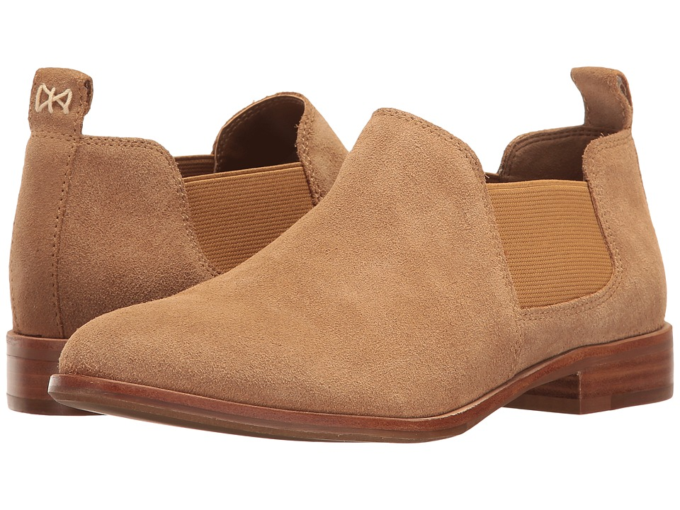G.H. Bass & Co. - Brooke (Camel Suede) Women's Shoes