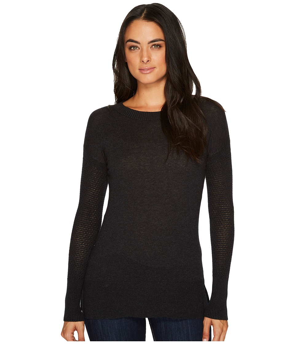 Toad&Co Gypsy Crew Sweater (Black) Women