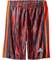 adidas Kids - Influencer Shorts (Toddler/Little Kids)