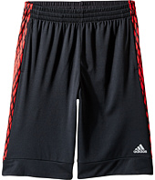 adidas Kids - Full Court Shorts (Big Kids)