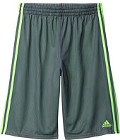 adidas Kids - Triple Up Power Shorts (Big Kids)