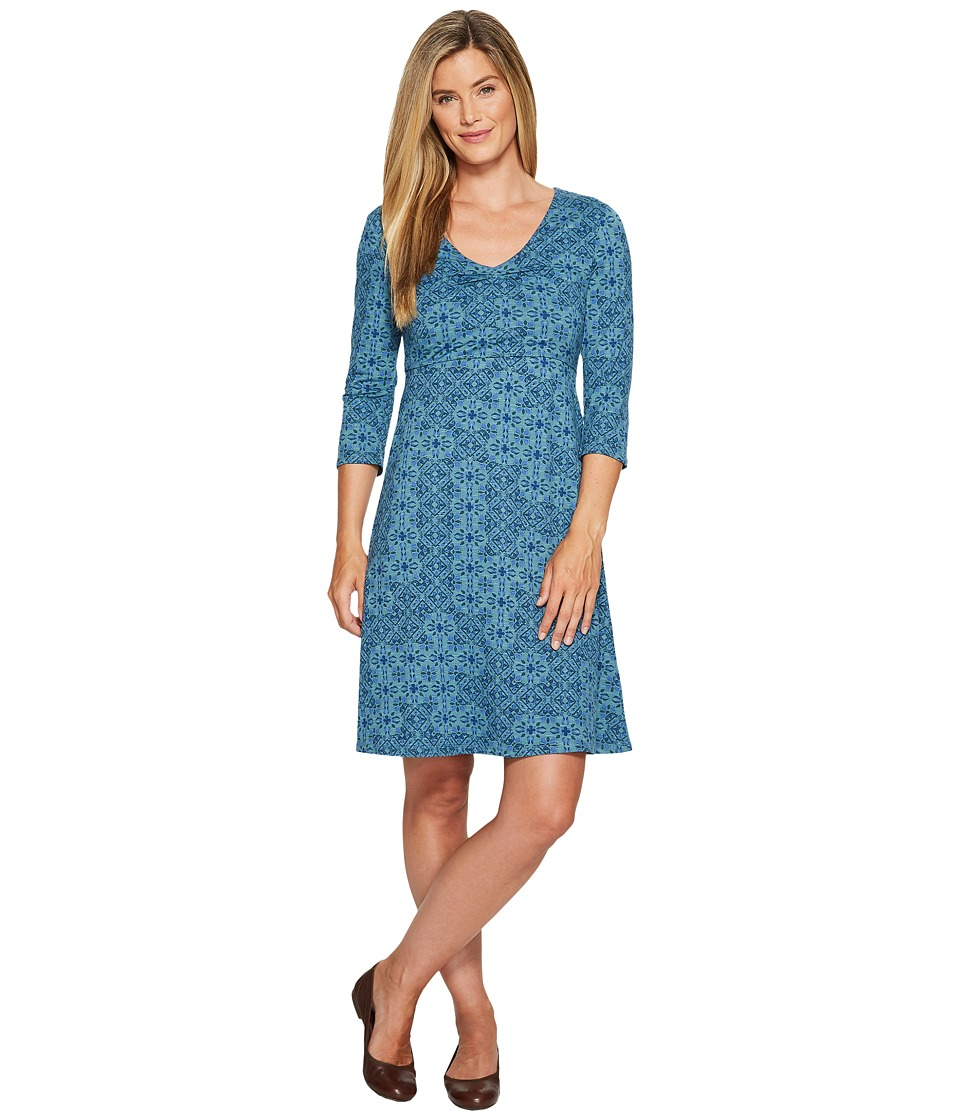 Toad&Co Rosalinda Dress (Hydro Patchwork Print) Women