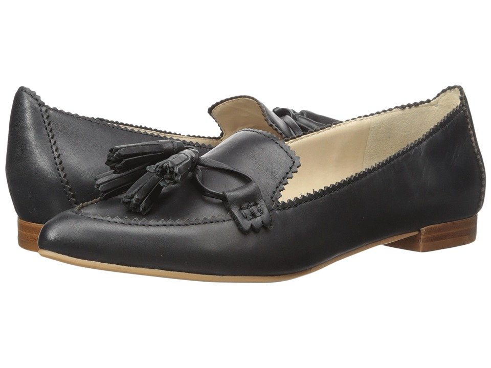 G.H. Bass & Co. - Kelsey (Black Leather) Women's Shoes
