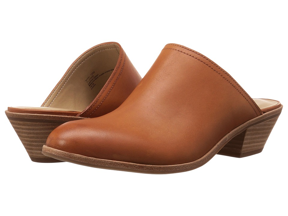 G.H. Bass & Co. - Nikki (Cognac Leather) Women's Shoes