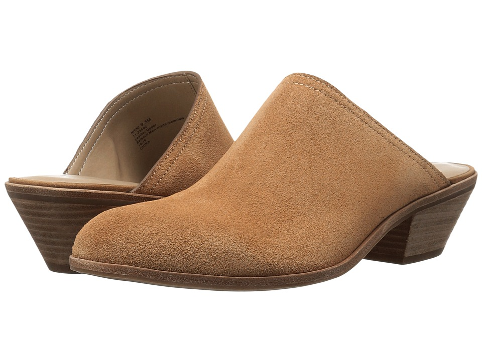 G.H. Bass & Co. - Nikki (Camel Suede) Women's Shoes