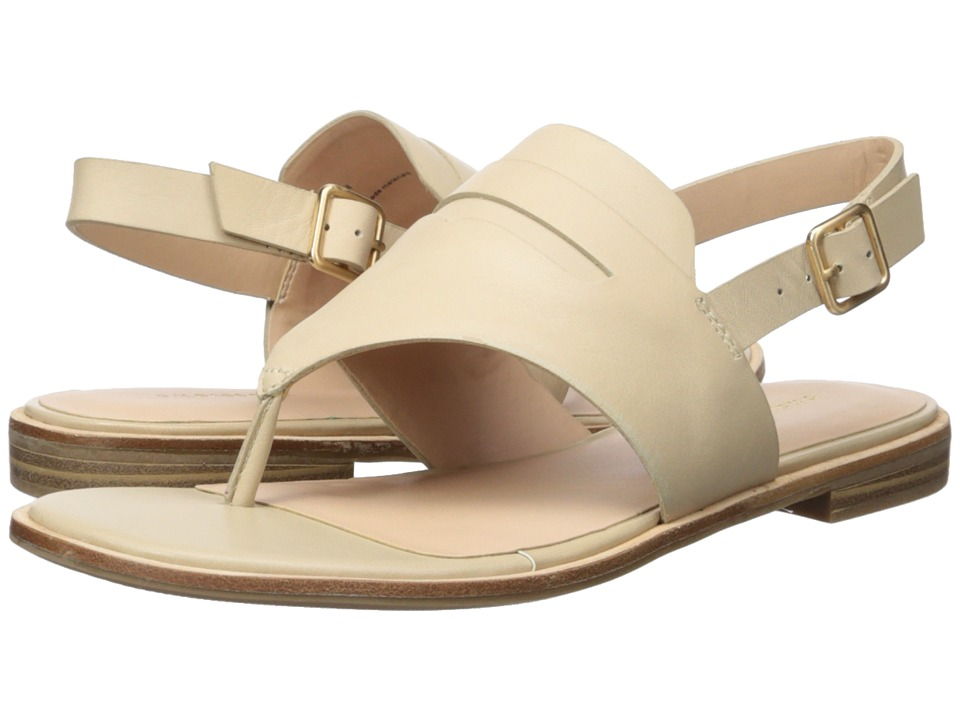 G.H. Bass & Co. Maddie (Cream Leather) Women
