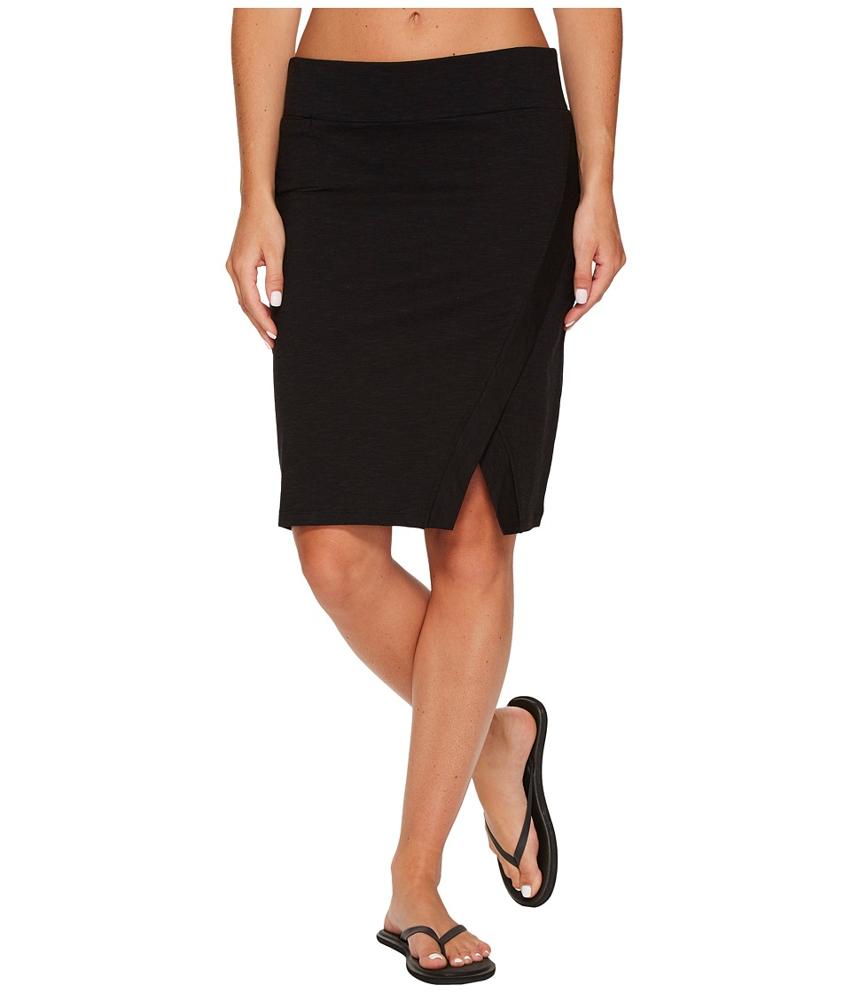 Toad&Co Moxie Skirt (Black) Women