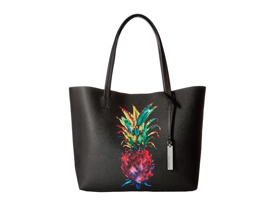 Vince Camuto Maro Tote (Pineapple Print) Clutch Handbags
