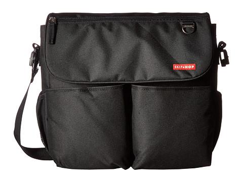 Skip Hop Dash Signature Diaper Bag - Black