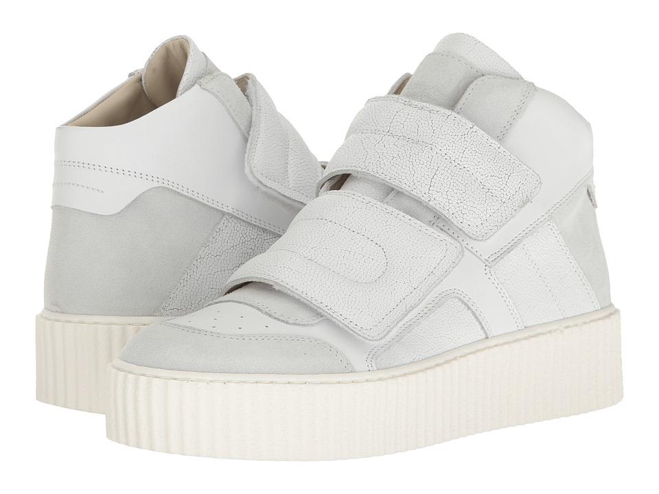 MM6 Maison Margiela - Platform Two Band Sneaker