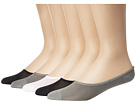 Steve Madden 5-Pack Mesh Foot Liner