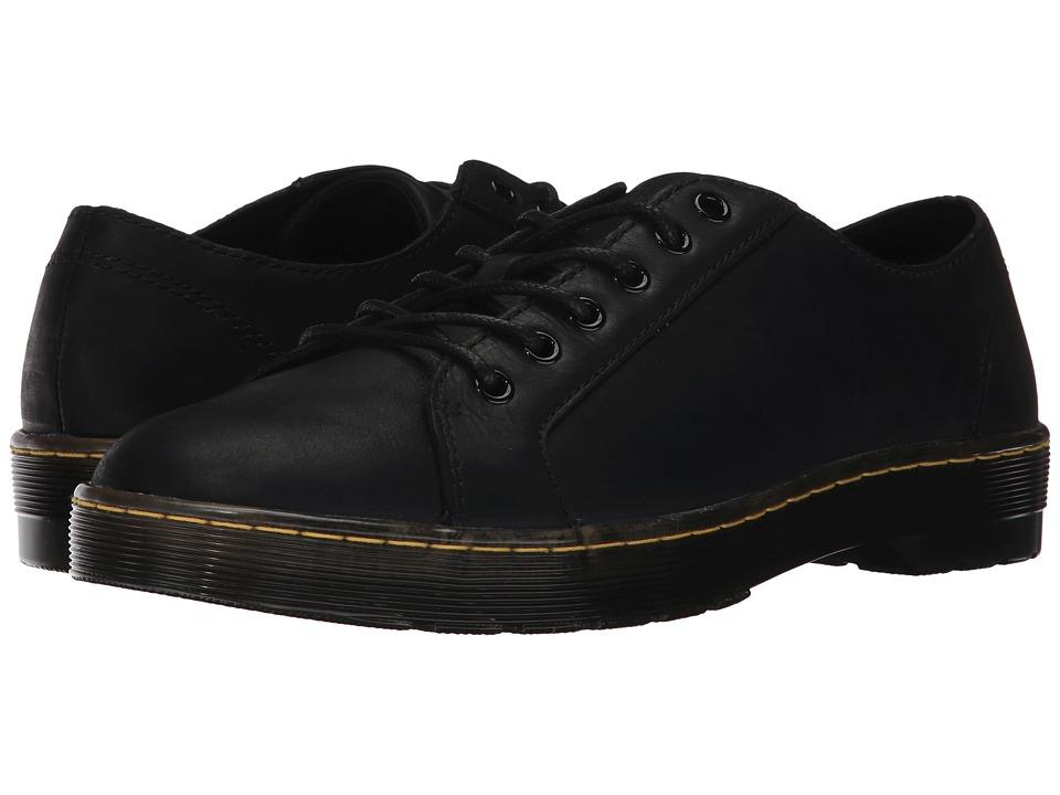 Dr. Martens Wilbur LTT Shoe (Black Wyoming) Men