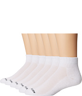 Steve Madden - 6-Pack Athletic Quarter Socks