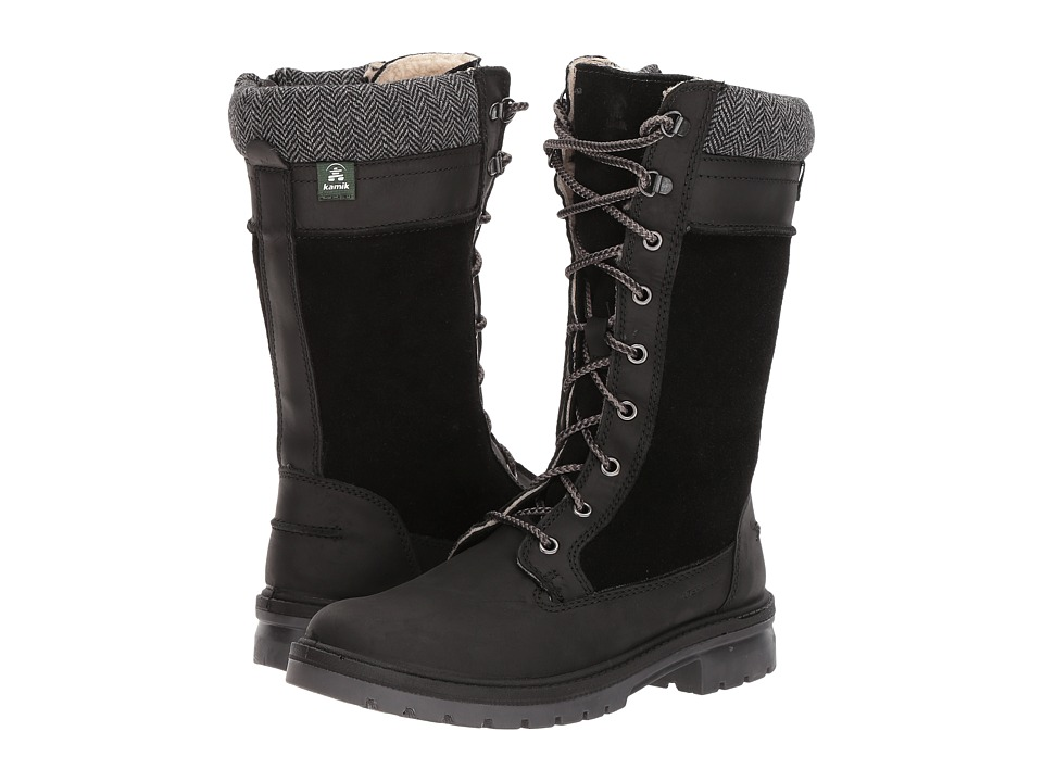 Kamik - Rogue9 (Black) Womens Cold Weather Boots