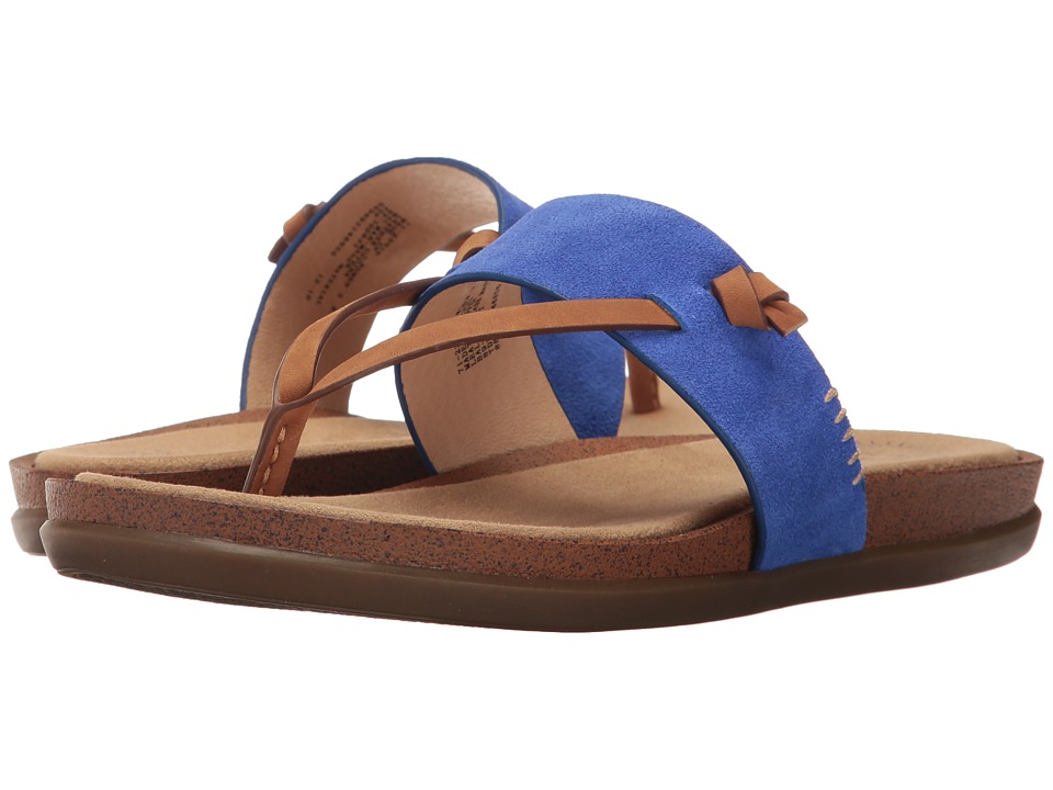 G.H. Bass & Co. Shannon (Cobalt Suede) Women