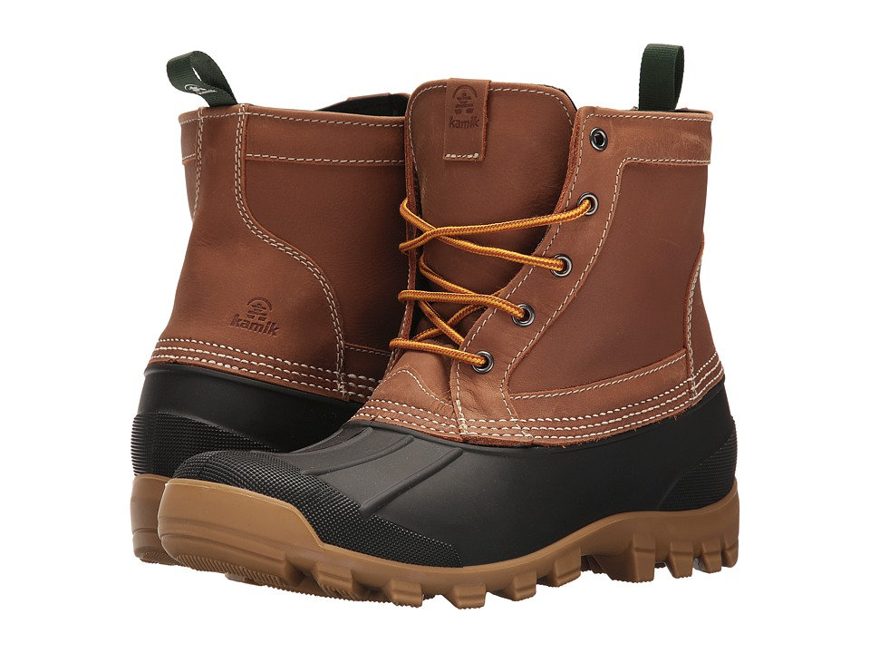 Kamik Yukon 5 (Tan) Men