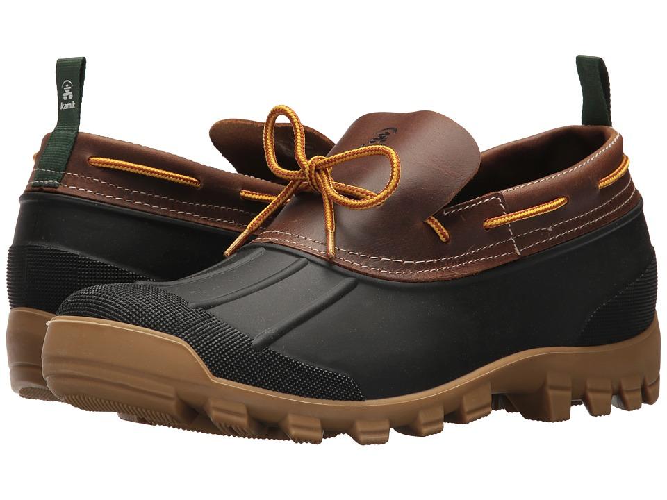 Kamik - Yukon S (Dark Brown) Mens Cold Weather Boots