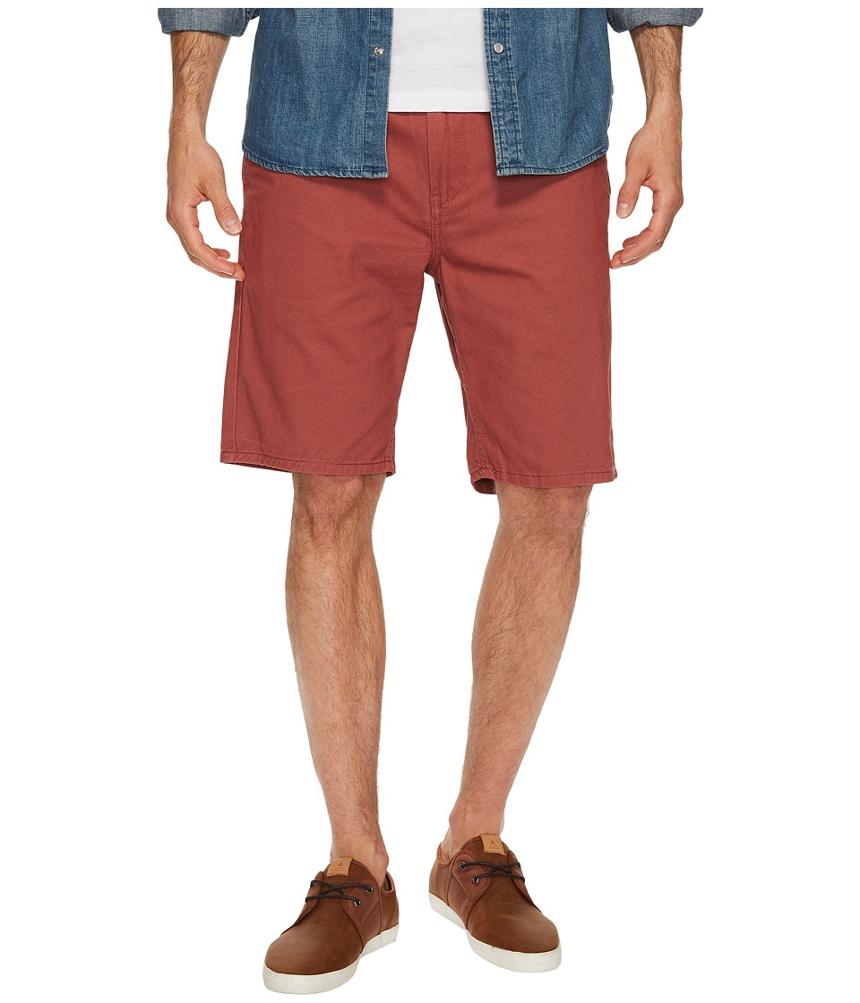 Quiksilver Everyday Chino Shorts (Apple Butter) Men
