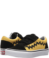 Vans Kids - Old Skool V x Peanuts (Little Kid/Big Kid)
