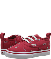 Vans Kids - Authentic V Lace x MLB (Toddler)