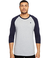 G-Star - Malizo Roundneck Tee 3/4 Sleeve
