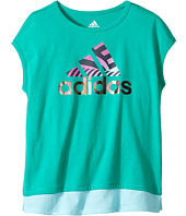 adidas Kids - Run Wild Top (Big Kids)