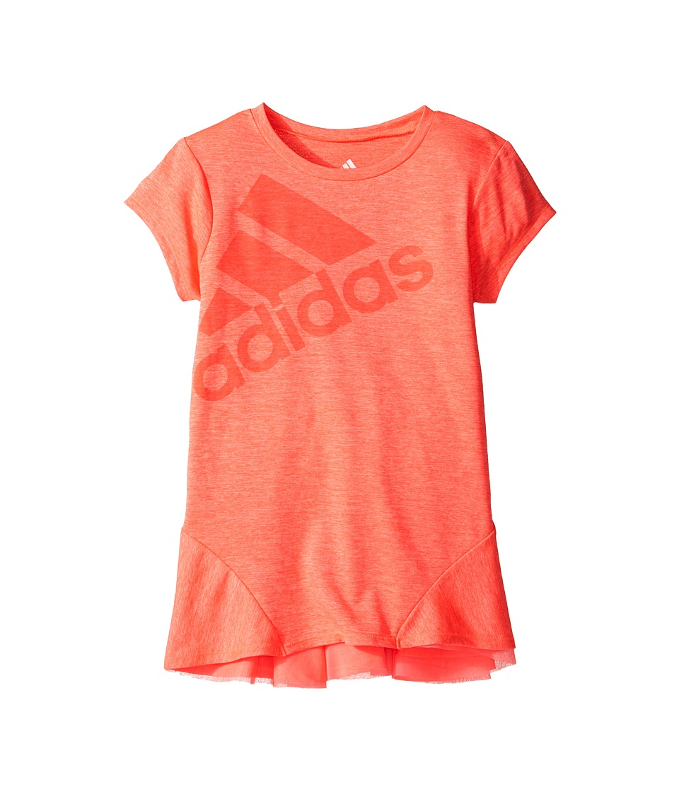adidas Kids - Performance Melange Top