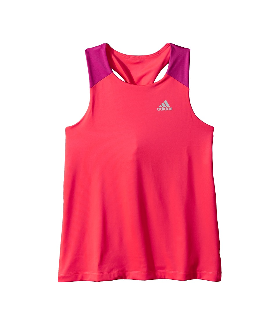 adidas Kids - Color Blocked Twist Back Tank Top