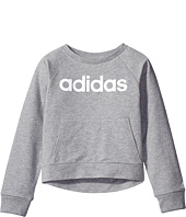 adidas Kids - Power Pullover (Big Kids)