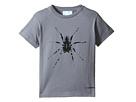 Lanvin Kids - Short Sleeve T-Shirt w/ Spider Design On Front (Toddler/Little Kids)
