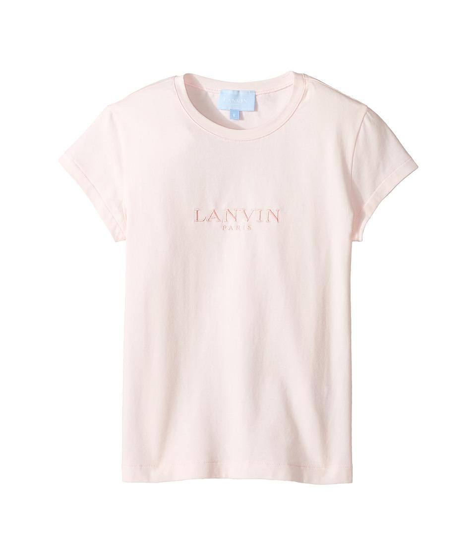 Lanvin Kids - Short Sleeve Logo T