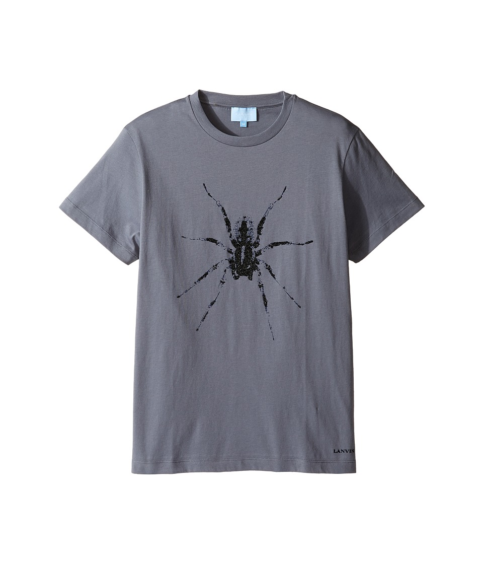 Lanvin Kids - Short Sleeve T-Shirt w/ Spider Design On Front